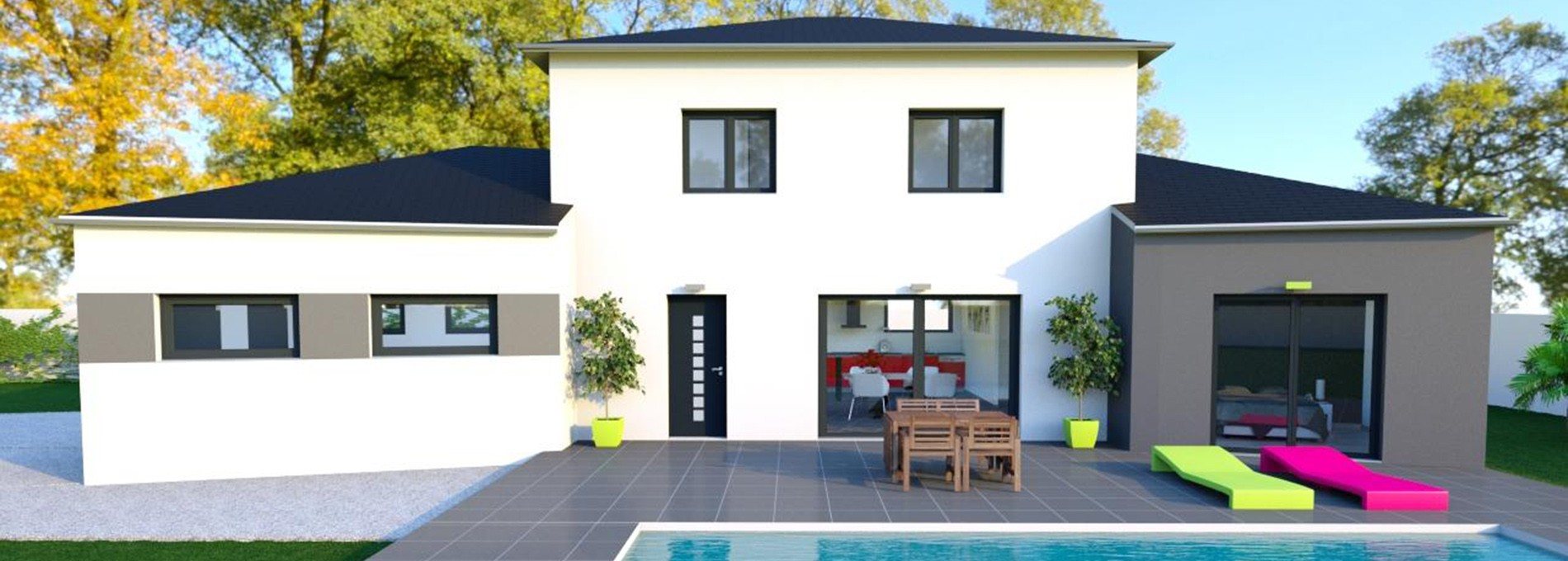 constructeur de maisons individuelles tarbes bigorre villas conception. Black Bedroom Furniture Sets. Home Design Ideas